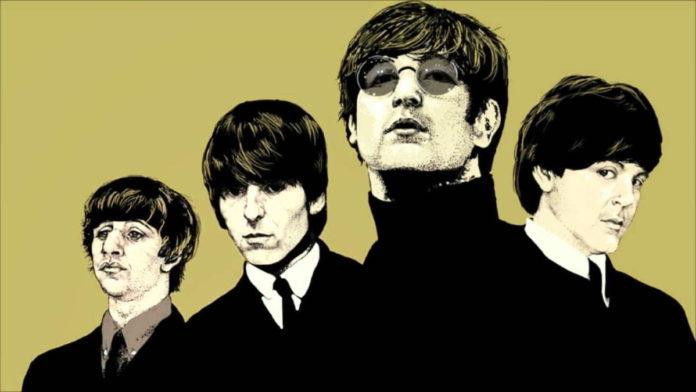 Йонас Окерлунд The Beatles