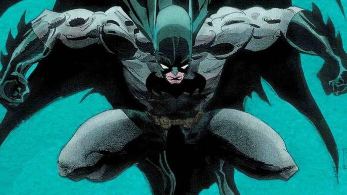 бэтмен долгий хэллоуин