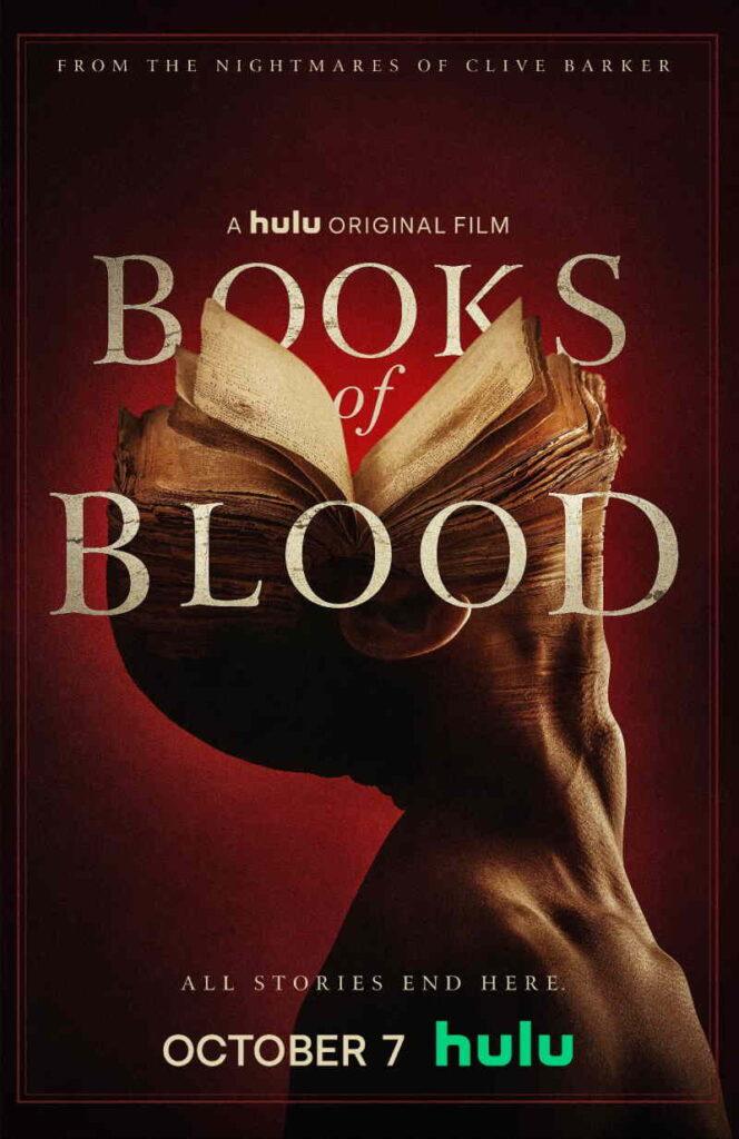 книги крови клайва баркера