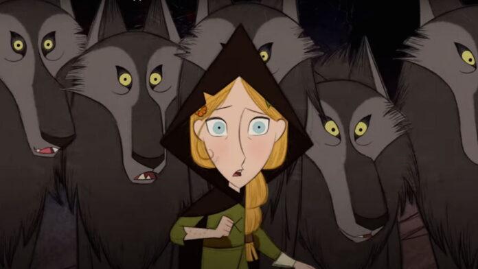 Легенда о волках