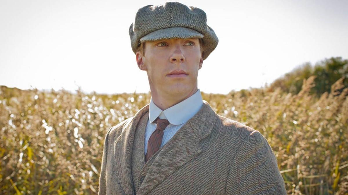 британский актер камбербэтч